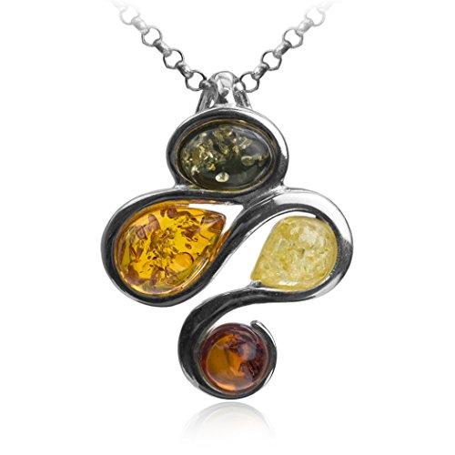 noda-multicolore-ambra-argento-sterlina-ciondolo-catena-46-cm