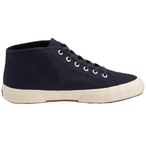 Superga 2754 Cotu, Herren Sneaker Blau (Blau/933 Navy)