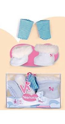 Nenuco - Conjunto Zapatos y calcetines por Famosa