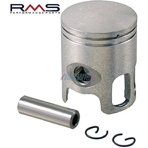 RMS completo 50cc pistón Peugeot agua (puntas y cabezales)/Piston Kit Peugeot 50 cc Liquid (Cylinders and Heads)