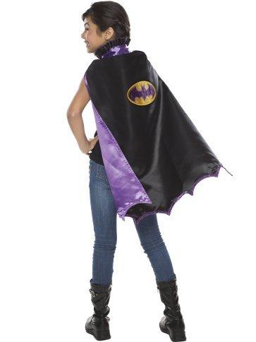 Childs Batgirl Cape - Eine Größe
