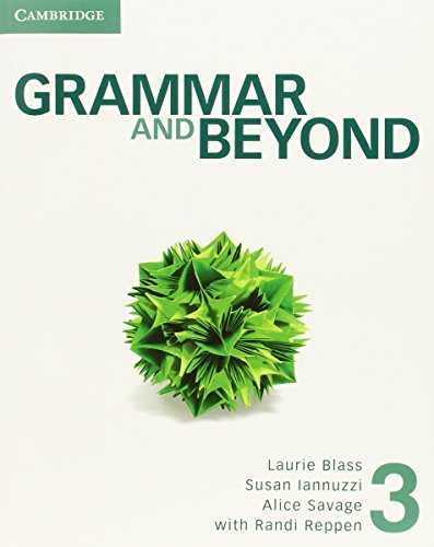 Grammar and beyond. Student's book. Per le Scuole superiori. Con e-book. Con espansione online: Grammar and Beyond 3 Student's Book