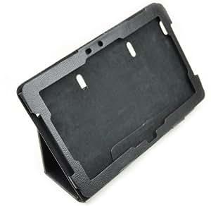 2en1 Housse Coque Etui en PU cuir noir pour Samsung Series 7 XE5001A 1C + Stylet