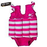 Best Bébé de natation Flotteurs - Costume de flotteur d'enfants, Bébé Garçon Fille Maillot Review