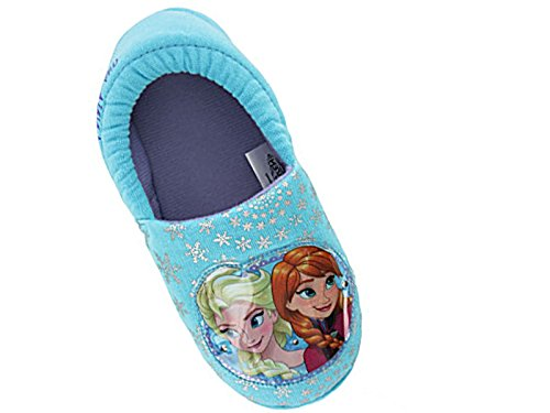 Foster Footwear ,  Jungen Unisex Baby Baby Jungen Baby Mädchen Mädchen Flache Hausschuhe (Elsa-hausschuhe Für Mädchen)