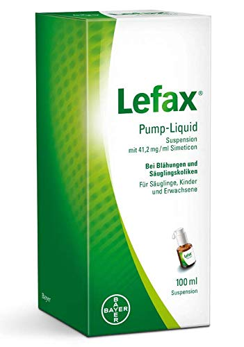 Lefax Pump-Liquid Suspens 100 ml -