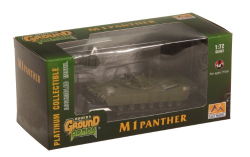Easy Model 35048 Fertigmodell M1 Panther w/mine Roller