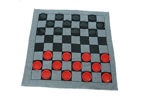Trademark Innovations Spielteppich, quadratisch, 63,5 cm