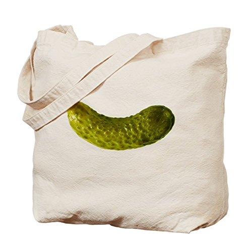 CafePress-Pickle-Borsa di tela naturale, panno borsa per la