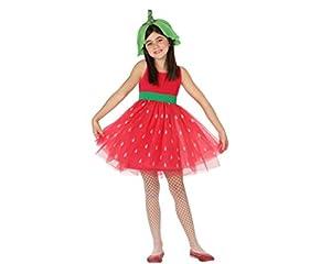 Atosa 28176 - fresa, chica, tamaño 104, rojo/verde
