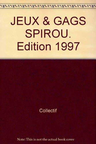 Spirou magazine, Eté 1997 : Jeux et gag...