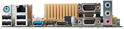Asus J1800I-C SoC-Mainboard (Mini-ITS, Intel Celeron Dual-Core J1800 On-Board-Prozessor, 2x DDR3-Speicher, USB 3.1 Gen1) (Soc-prozessor)