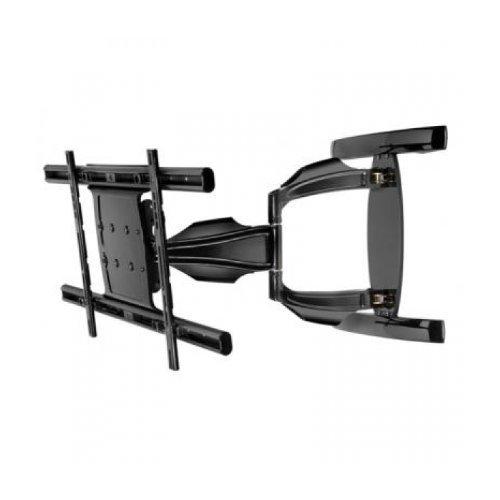 Peerless SA761PU - PEERSA761PU - Articulating wall mount for LCD/Plasma screens 40 - 75 max weight 59kg - Black -