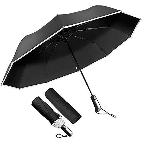 Paraguas Plegable Automatico Portatil