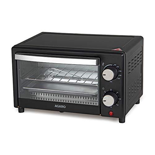 Agaro-Marvel-Series-9-Litre-Oven-Toaster-Griller-Black
