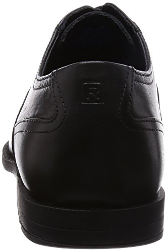 Rockport Asd Bike Toe B, Derbies à lacets homme Noir (Black 1)