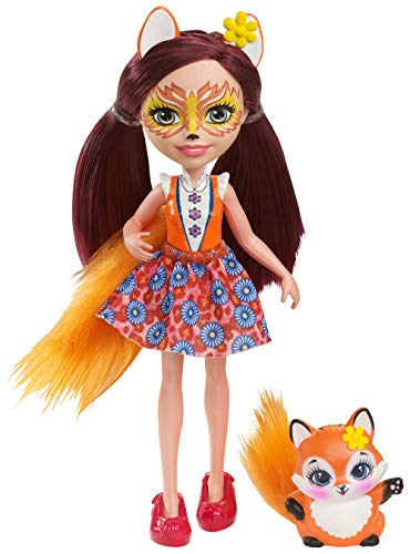 Enchantimals Muñeca Felicity Fox (Mattel DVH89)