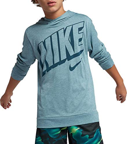 Nike Boys Breathe Graphic Hoodie -