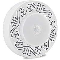 LQQAZY Menschlicher Körperinduktion Intelligenter Nachtlicht Energiesparender LED-Gehweg-Schrankkabinett preisvergleich bei billige-tabletten.eu