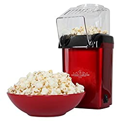 Popcorn Maker Machine (Healthy and easy)