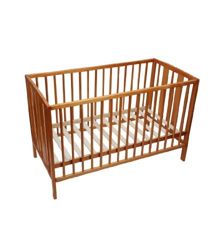 Malmo Infant Cot Natural