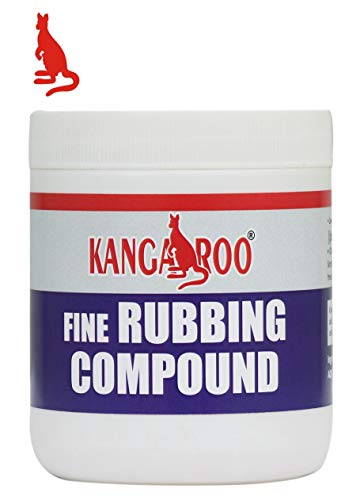 KANGAROO Fine Rubbing Compound - (White) 200g