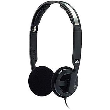 Sennheiser PX 100-II Foldable Open Mini On-Ear Headphone - Black