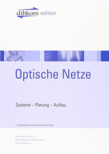 Optische Netze: Systeme-Planung-Aufbau