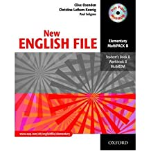 [(New English File: Elementary: Multipack B: Six-Level General English Course for Adults)] [Author: Clive Oxenden] published on (March, 2006)