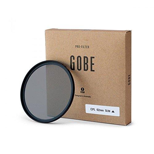 Gobe CPL 62mm JapanOptic Slim vergüteter Polarisationsfilter
