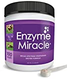 Nusentia Enzyme Miracle Enzima Miracolo | Canine Enzimi (Advanced Vegetale in Polvere) - 100 Dosi