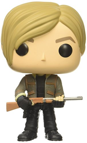 Preisvergleich Produktbild Funko - Figurine Resident Evil - Leon Kennedy Pop 10cm - 0889698117531