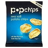 Popchips Original-Tauchte Potato Chips 23g