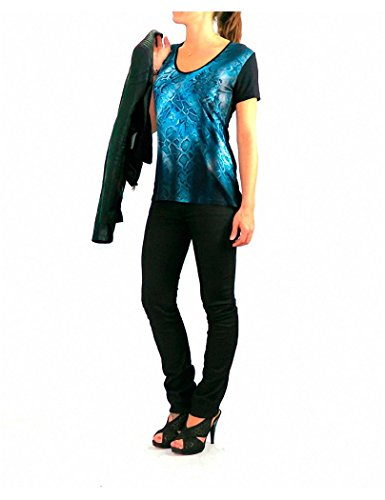 Guess by Marciano - Camiseta Guess by Marciano Light Snake Mehrfarbig