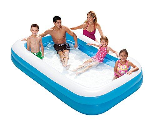 Summer Waves Family Pool Swimmingpool Kinder Planschbecken Kinderpool 305x183x46 cm