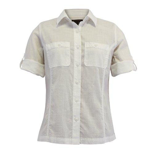 Royal Robbins Cabrio Camp Damen Shirt Top weiß
