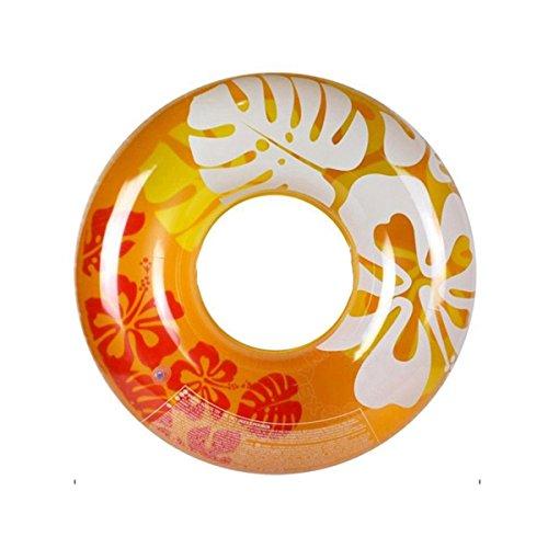 Sommer Erwachsene Männer Und Frauen Sicher Aufblasbaren Schwimmring Mehrfarben,Yellow
