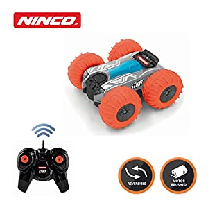 Ninco - Nincoracers Coche Stunt Orange radiocontrol (NH93134)