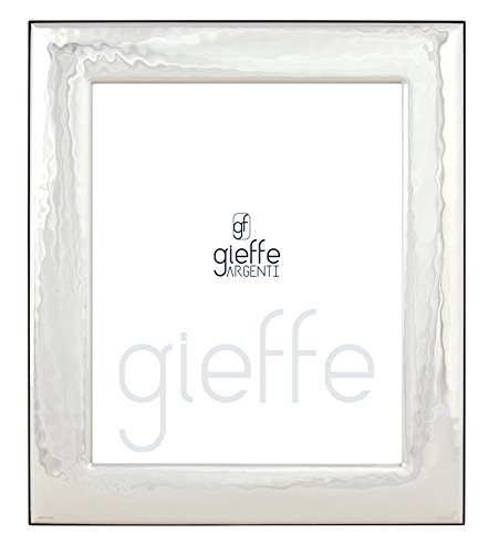 Rimini cornice per foto portafoto argento artigianale made in italy foto ca. 20x25 cm