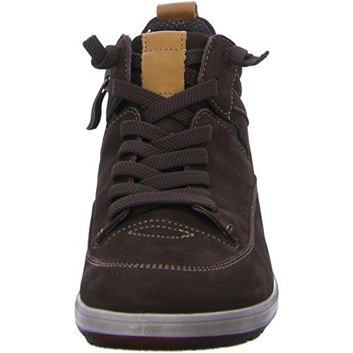 Ara Damen Sneaker Braun (Moro saddle)