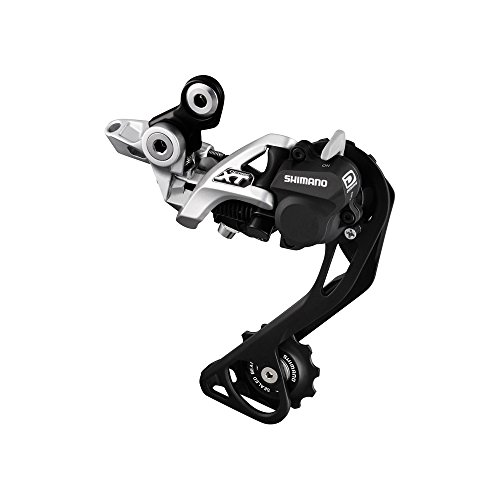 Shimano Deore XT RD-M786 Shadow Plus Schaltwerk 10-fach silber Ausführung langer Käfig, 11-36 Zähne 2018 Mountainbike -