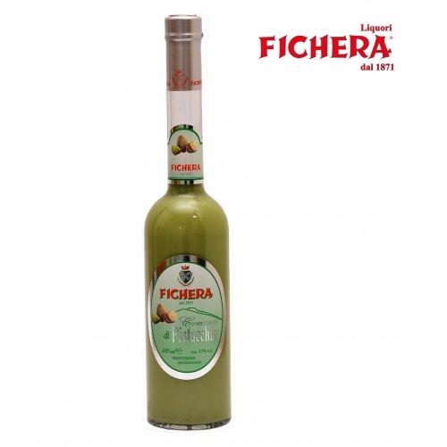 Liquore Crema di Pistacchio da 500 ml Fichera by Nelson Sicily