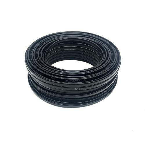 Cavo elettrico, adgssj 5~50 metri 20 w/m protezione antigelo per tubi cavo scaldante autoregolante riscaldatore antigelo 220 v, 20 metri