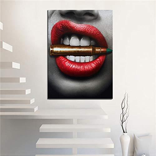 Wsxwga Leinwand Malerei Wandkunst Tag Der Toten Gesicht HD Fotos Druck Klavierskelett Wohnzimmer Poster und Wohnkultur 50 * 75 cm
