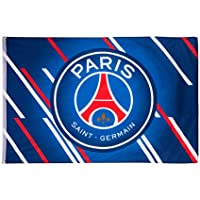 PARIS SAINT GERMAIN Drapeau PSG - Collection Officielle Taille 150 x 100 cm 4e8020b8476