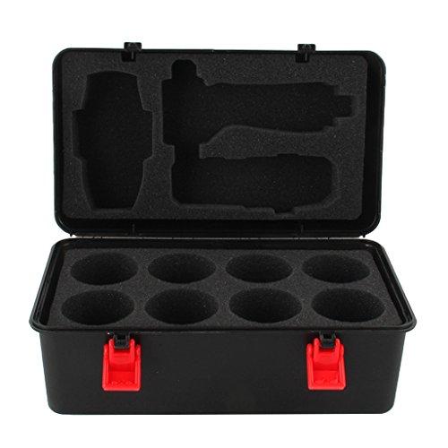 Homyl Kampfkreisel Koffer Behälter Box für Kreisel Speicher oder Sammlerstücke -