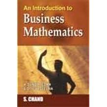 An Introduction to Business Mathematics (Tamil Nadu)