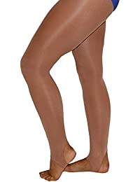 92537165876d0 Silky Stirrup Shimmer Ballet Dance Tights, Childrens or Adult, Toast or  Light Toast