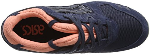 Asics Damen Gel-Lyte Iii Sneakers Blau (India Ink/India Ink)