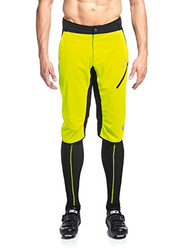 Gonso Herren Active-doppelhose Duma V2, safety yellow, S
